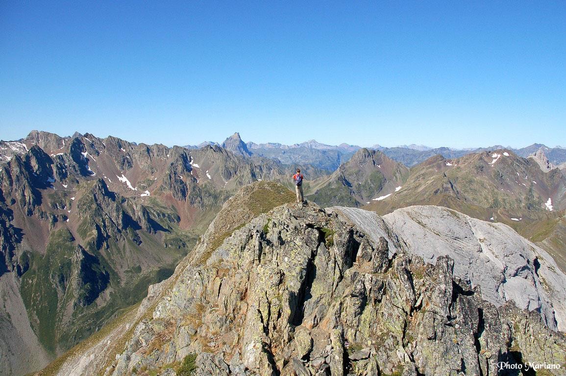 Randonnée Grand Gabizos 2692m