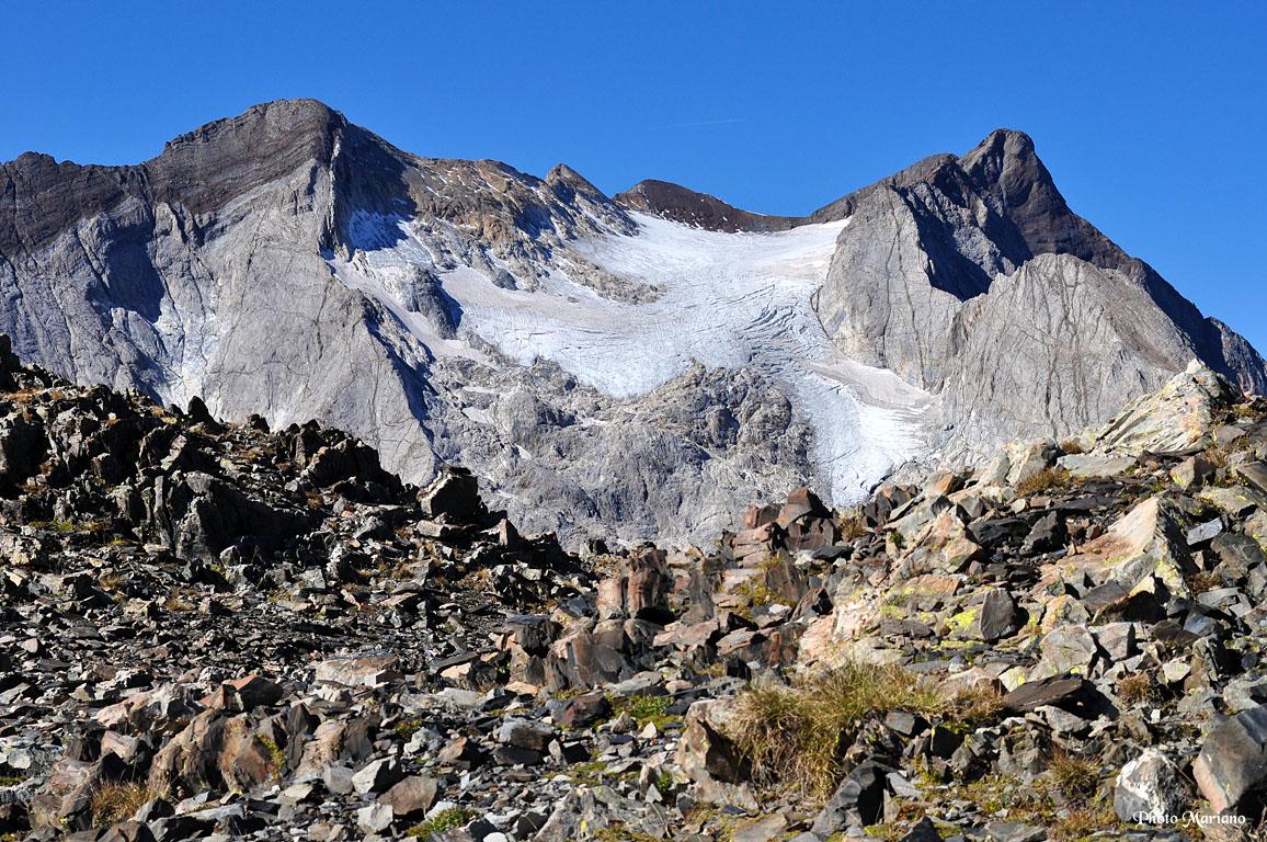 Randonnée Pic d'Estom Soubiran 2829m