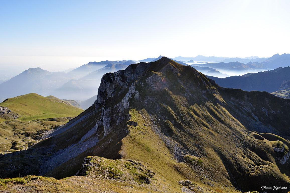 Randonnée Mailh Massibé – Pic Montagnon 1973m