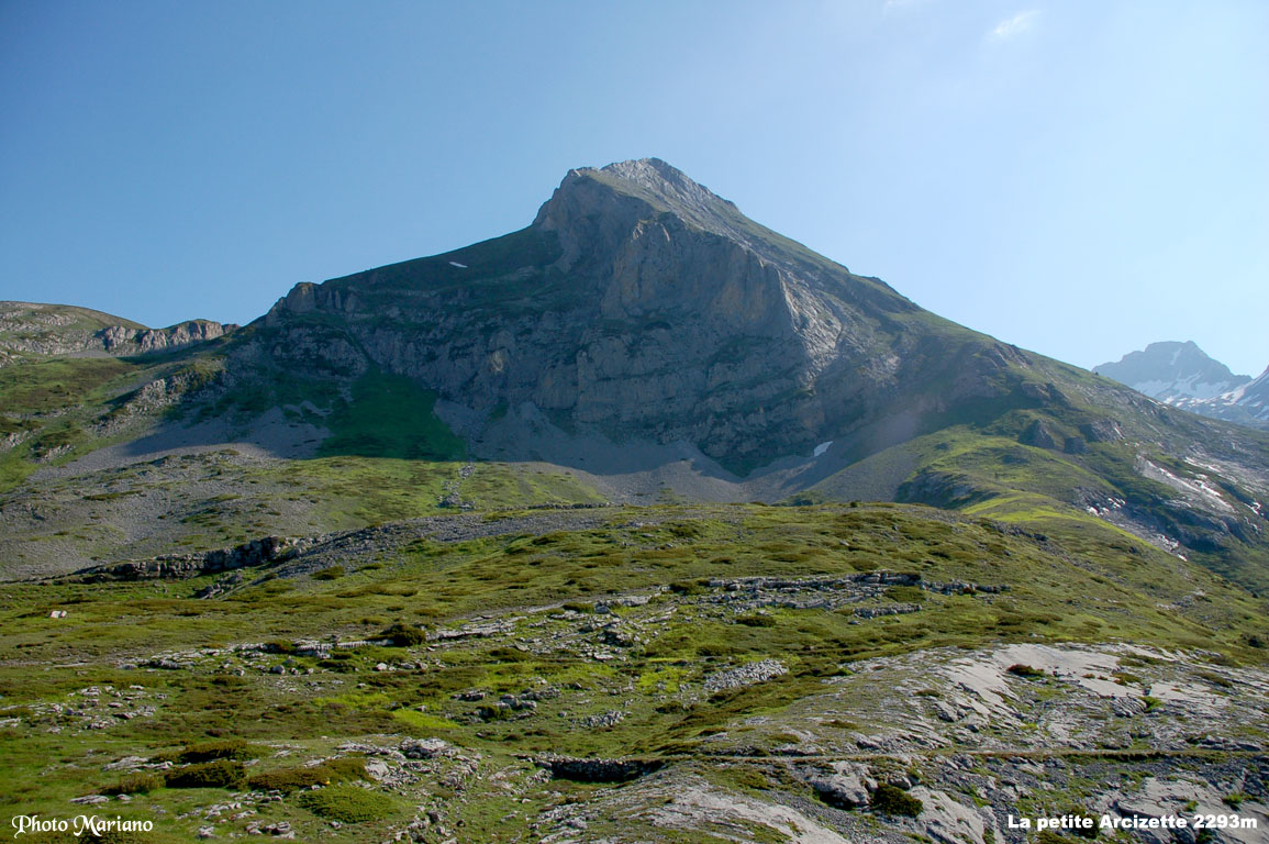 Randonnée Pic de Cézy 2209m – Les Topos Pyrénées par Mariano
