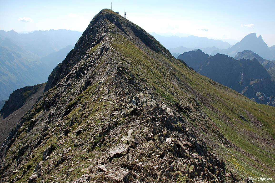 Randonnée Pic de Sesques 2606m