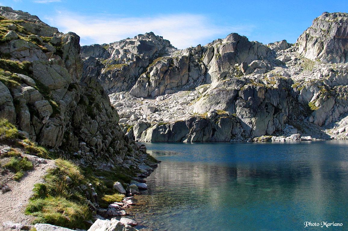 Randonnée Lac du Pourtet 2428m et lac de Nère