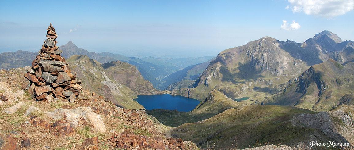 Randonnée Pène Det Pouri 2587m
