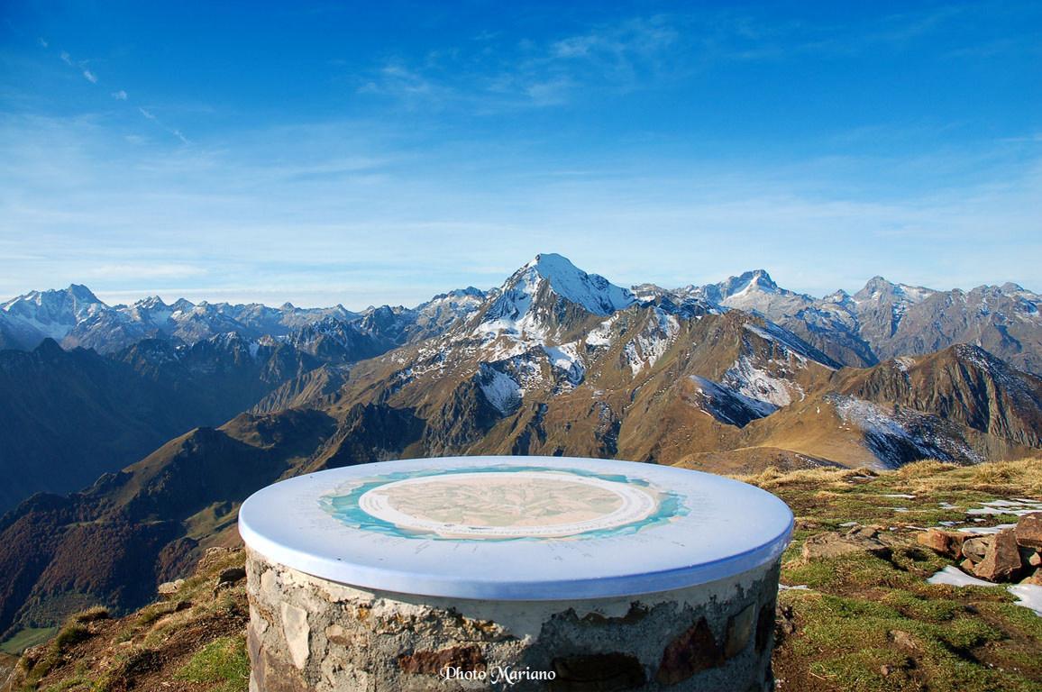 Randonnée Pic Cabaliros 2334m