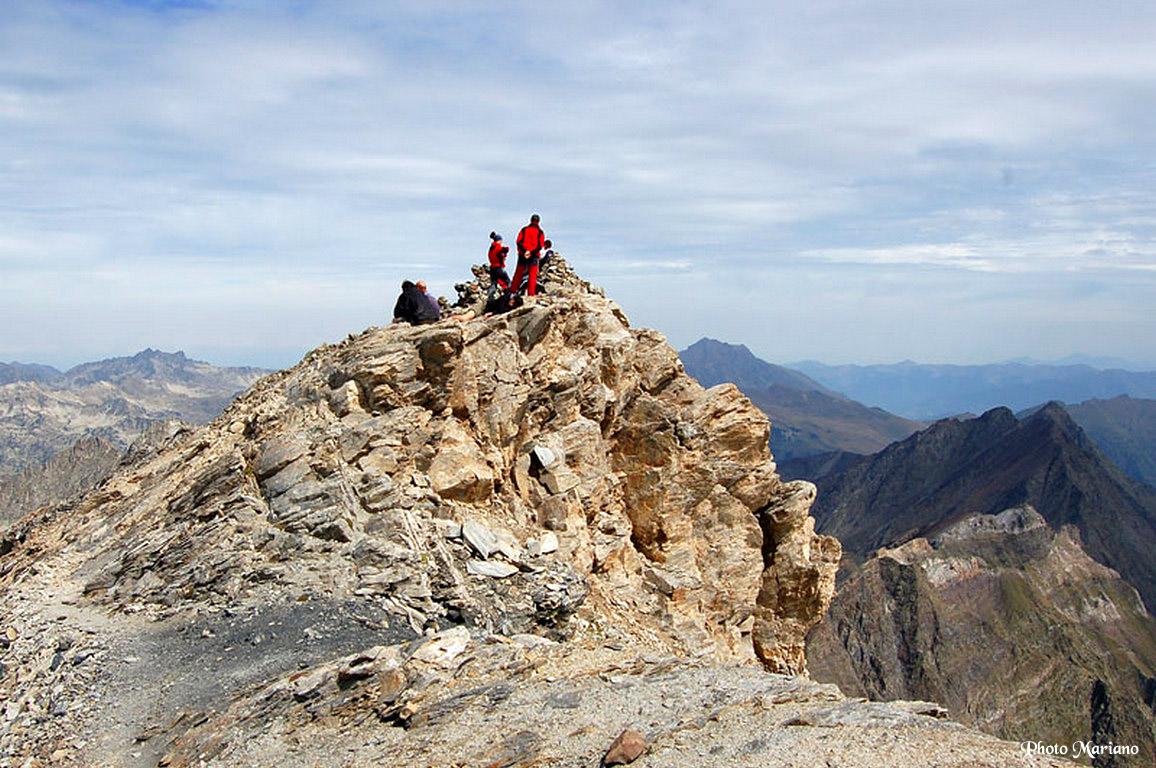 Randonnée Pic de Campbieil 3173m