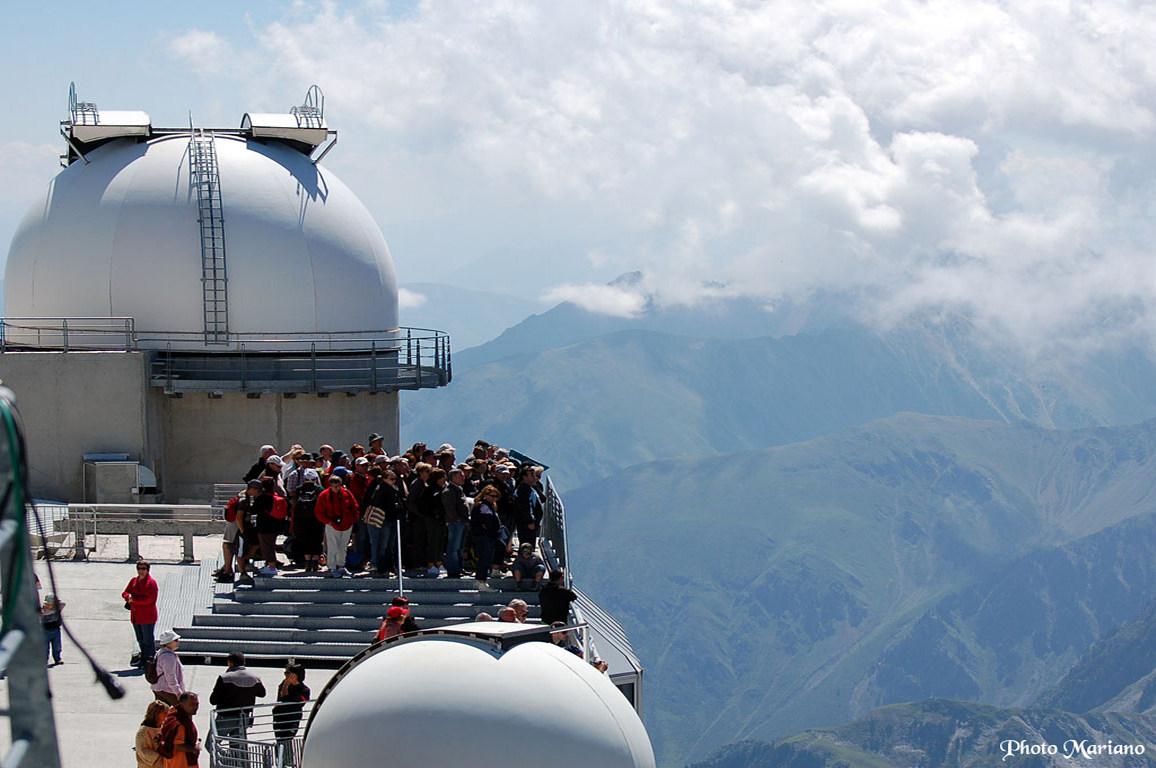 Randonnée Pic du midi de Bigorre 2872m