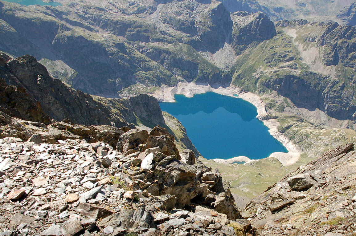 Randonnée Pic Hourgade 2964m