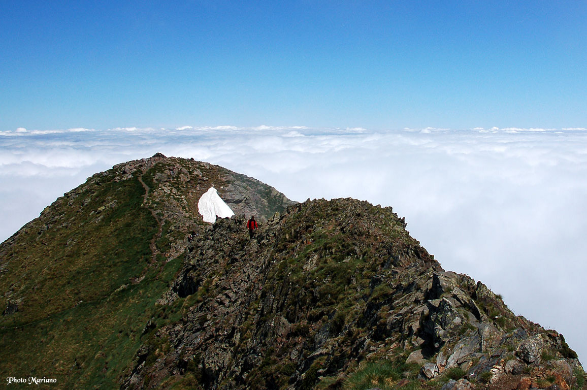 Randonnée Pic de Montaigu 2339m