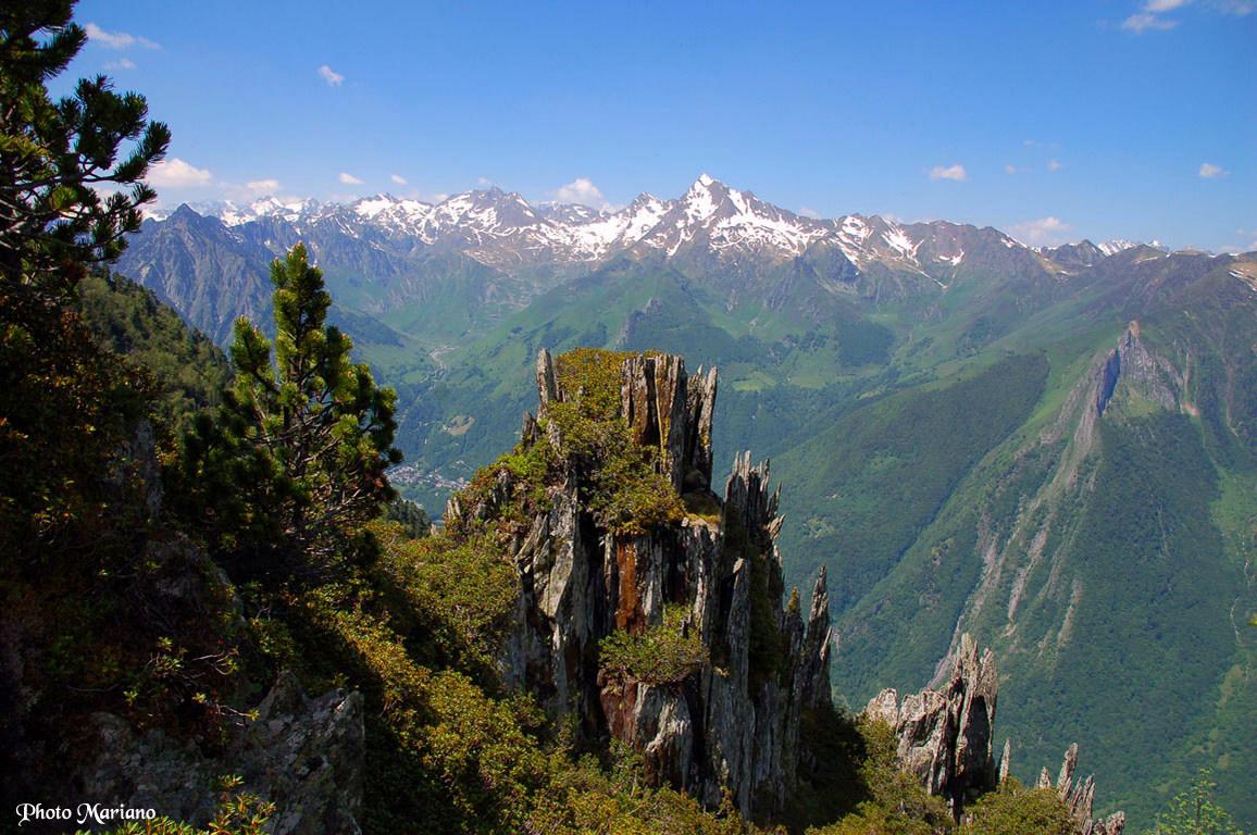 Randonnée Pic Viscos 2141m