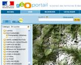Géoportail France (Naviguer en 2Det 3D)