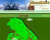 Mendikat Site espagnole (Des traces pour vos randonnées)