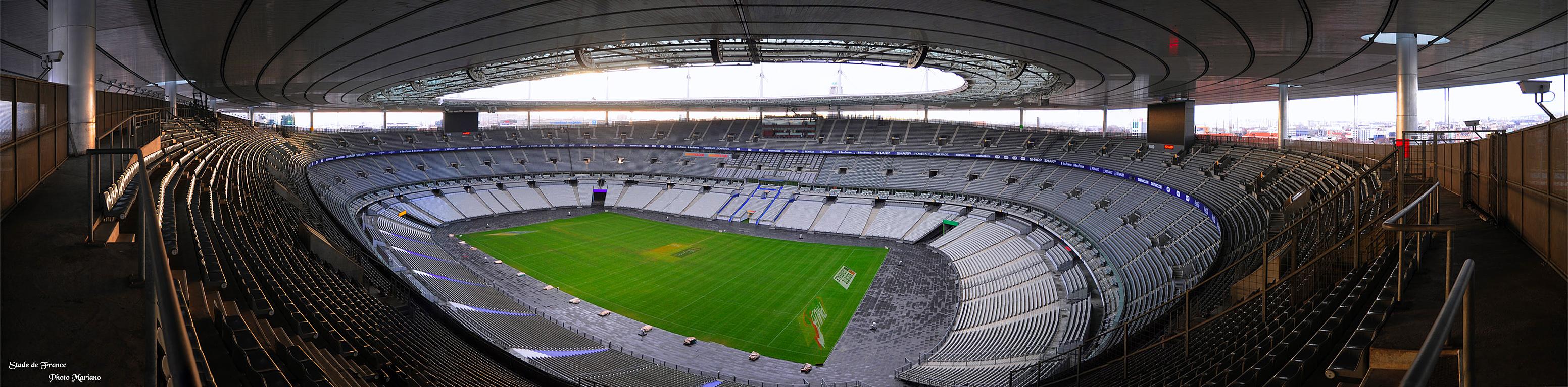 TOP 14 - La pelouse du Stade de France ne sera pas parfaite pour accueillir la finale du Top 14 ce samedi entre Toulouse et Clermont.