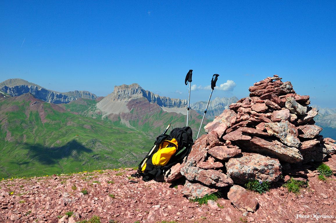 Randonnée Pic d'Aillary 2215m