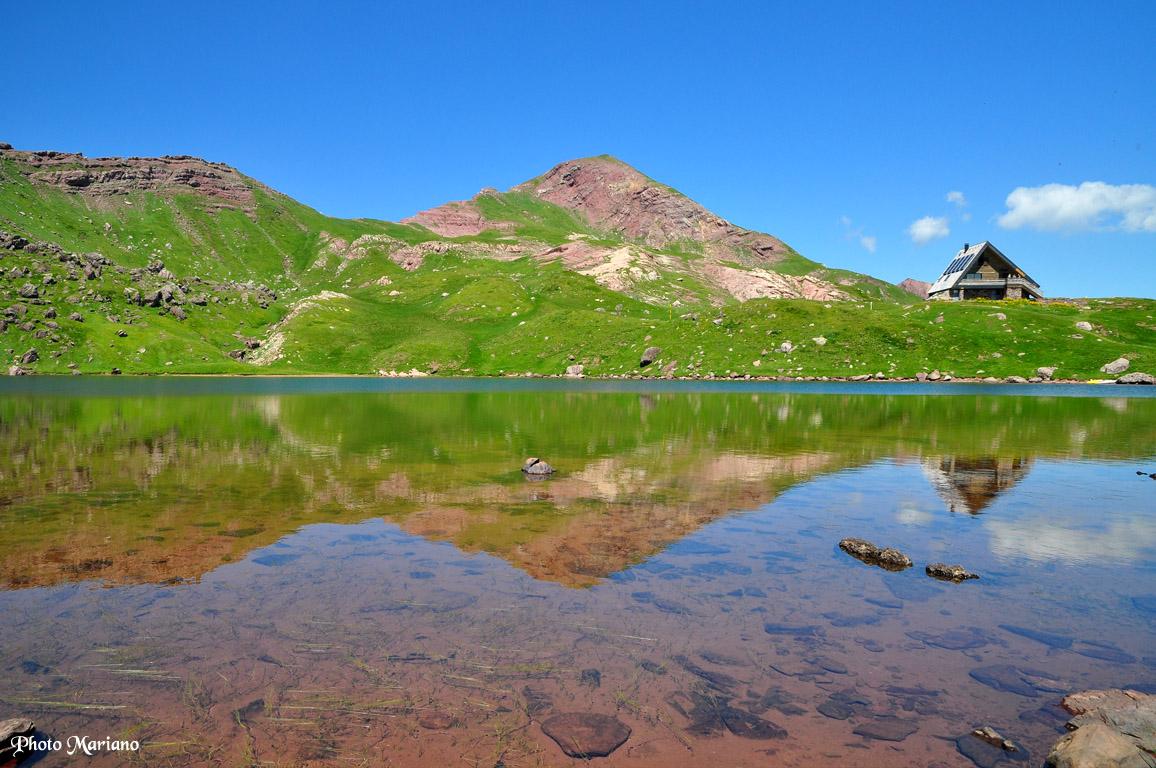 Randonnée au Lac Arlet 1986m