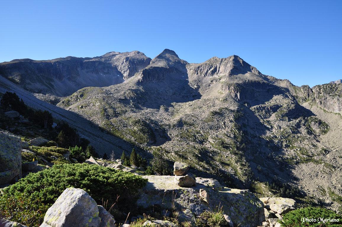 Randonnée Pic Cestrède 2947m