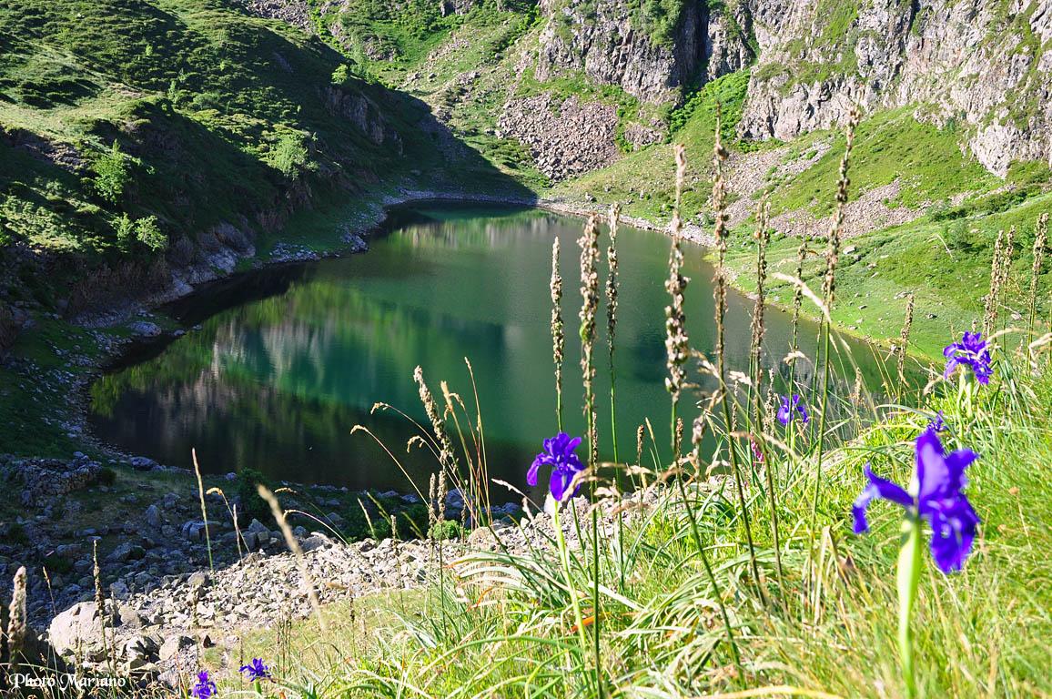 Randonnée Lac d'Er 1764m