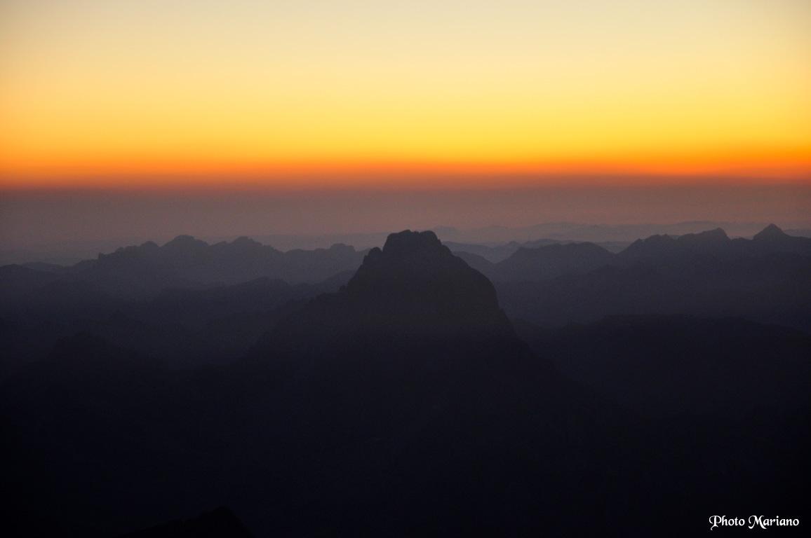 Randonn e balaitous 3144m avec bivouac au sommet les topos pyr n es par mariano - Le soleil se couche a quel heure ...