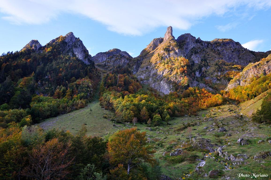 Randonnée Pic d'Er 2205m et lac d'Er 1764m