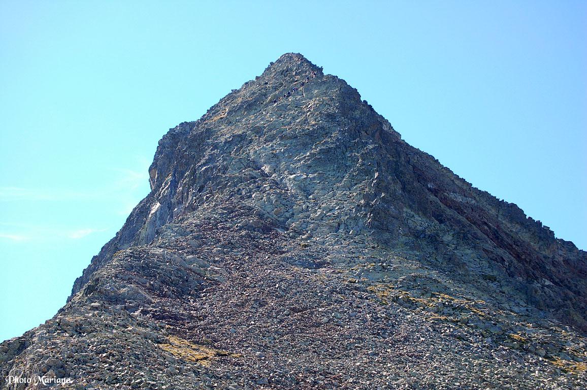 Randonnée Pic d'Arriel 2824m