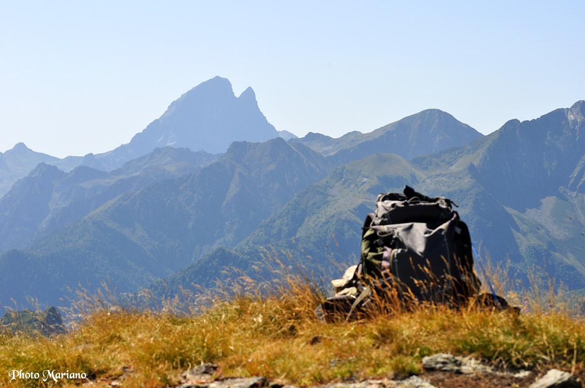 Randonnée Pic Lasnères 2000m