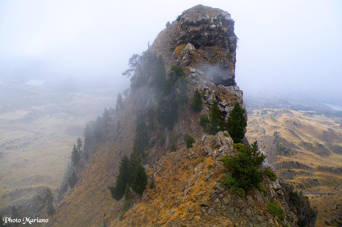 Randonnée Punta Castech 2099m