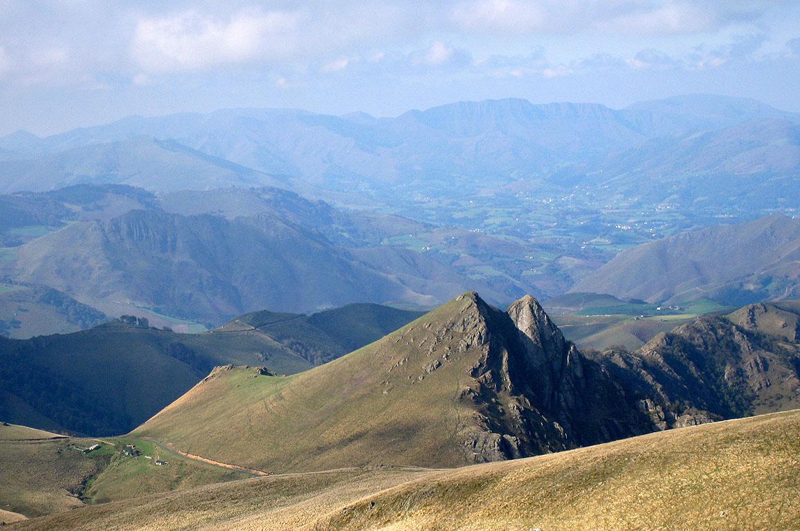 Randonnée Pic d'Irau 1152m