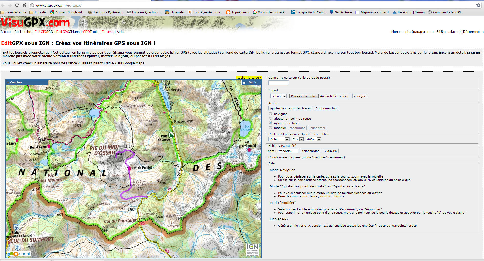 carte gps france garmin gratuite