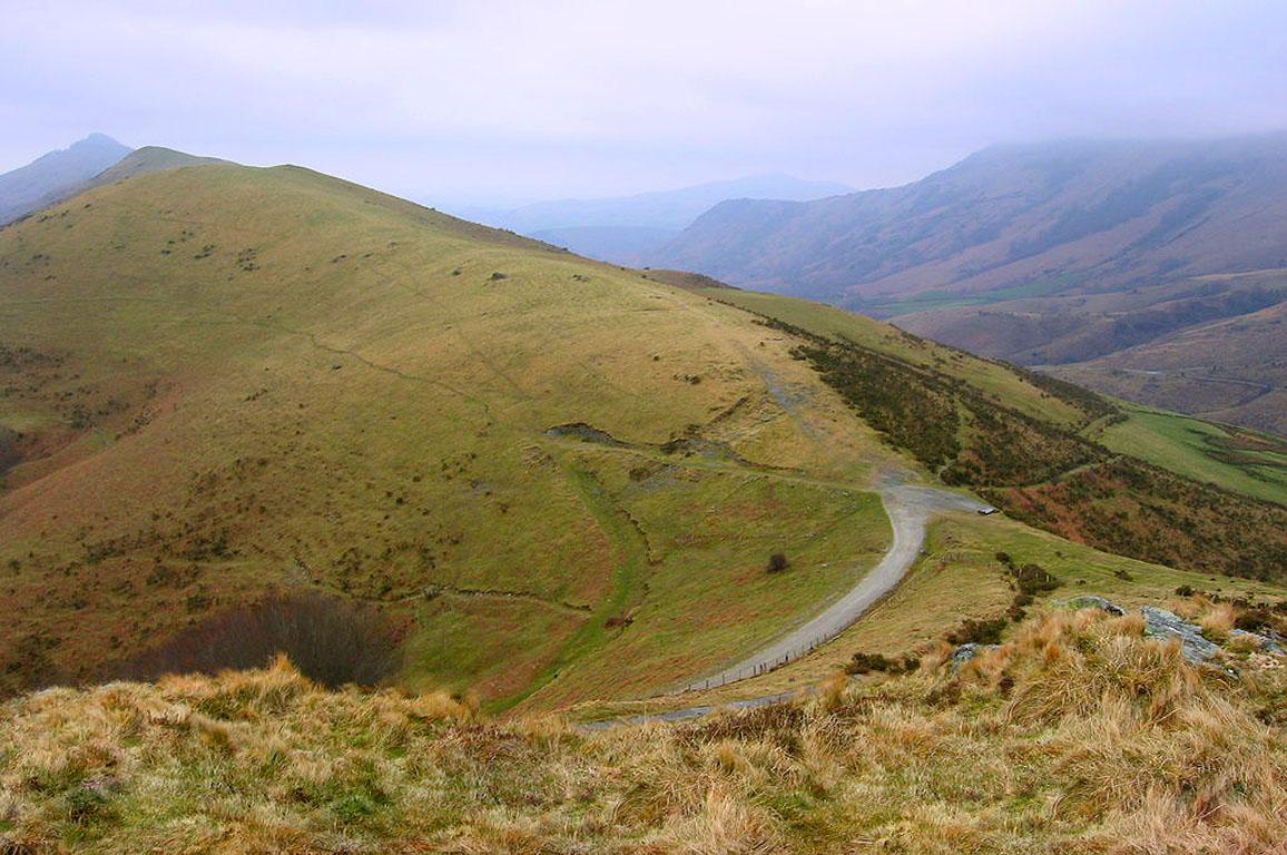 Randonnée Col de Gorospil 662m