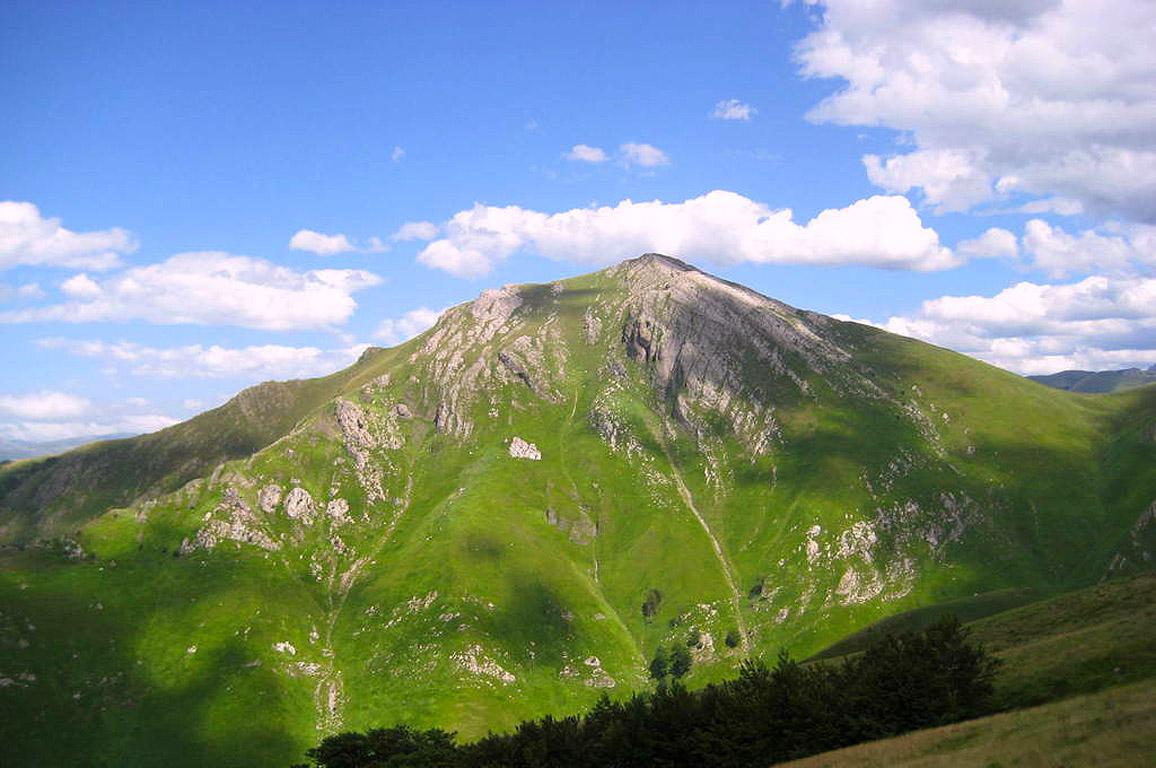 Randonnée Sommet d'Errozarté 1345m