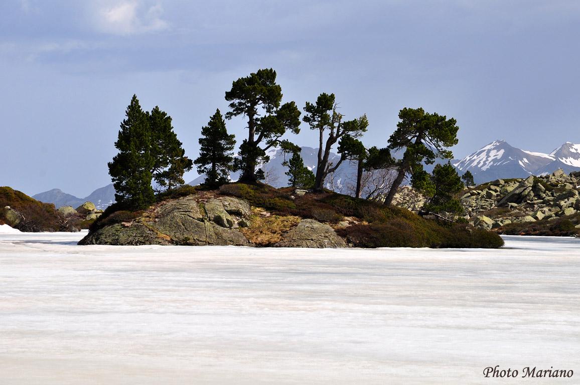 Randonnée Lac de Bastampe 2019m