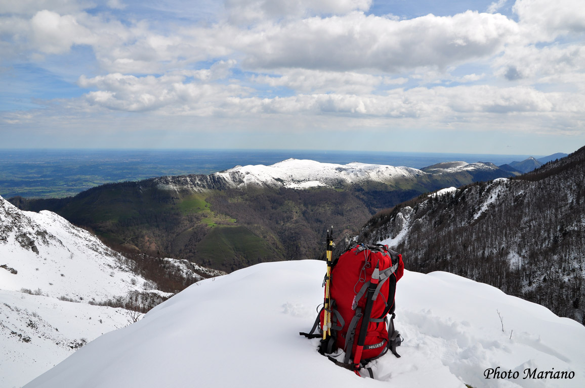 Randonnée Pic d'Andurte 1631m