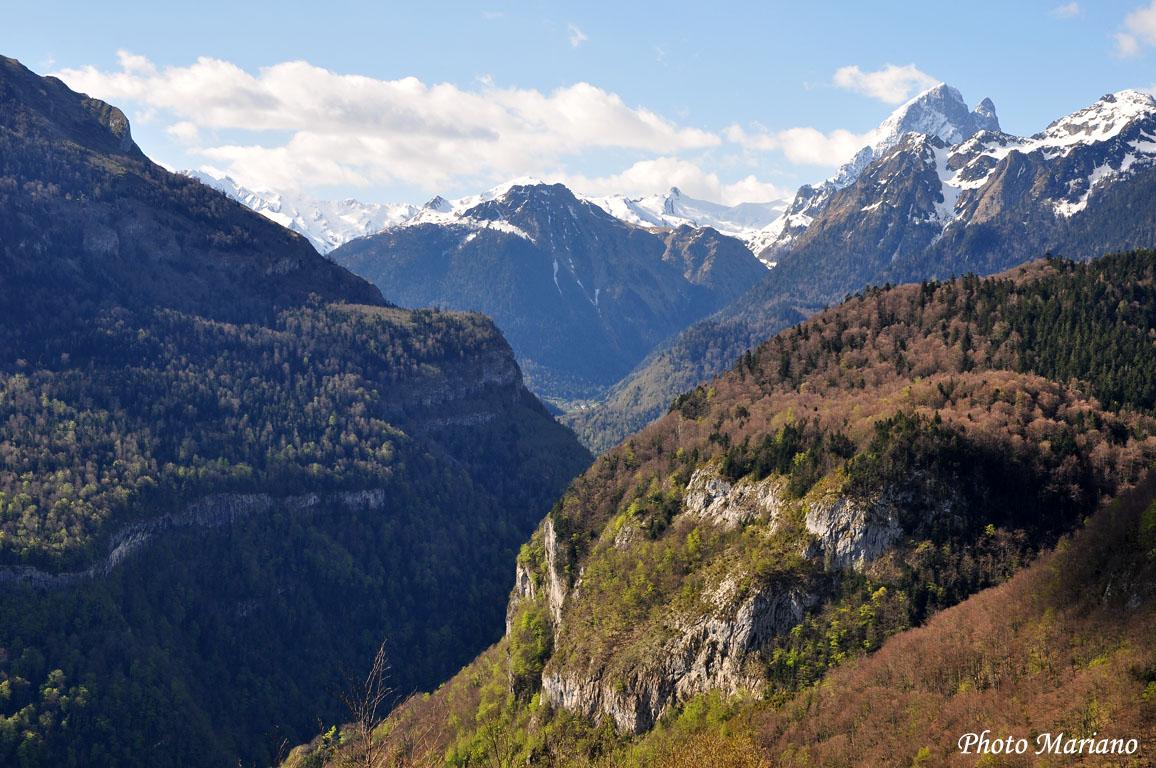 Randonnée Pic de la Gentiane 1713m