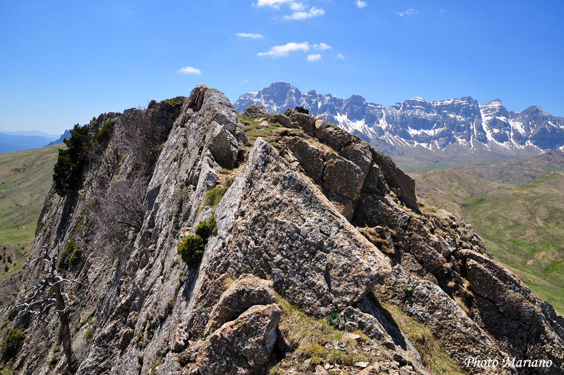 Randonnée Punta del Pacino (1965m) et Punta de la Cochata (1911m)