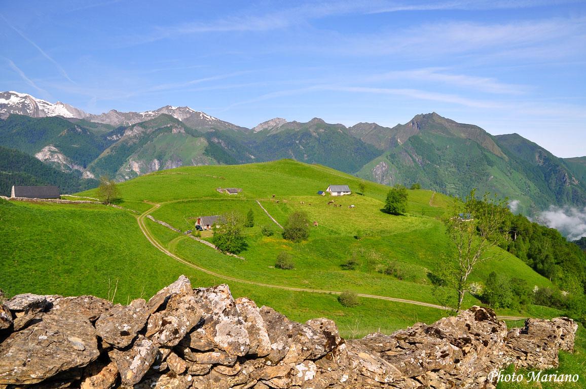 Randonnée la Montagne Verte et le Mont Lazive 1445m