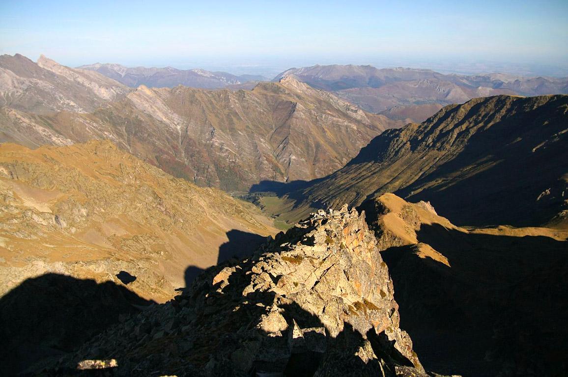 Randonnée Grand Barbat 2813m