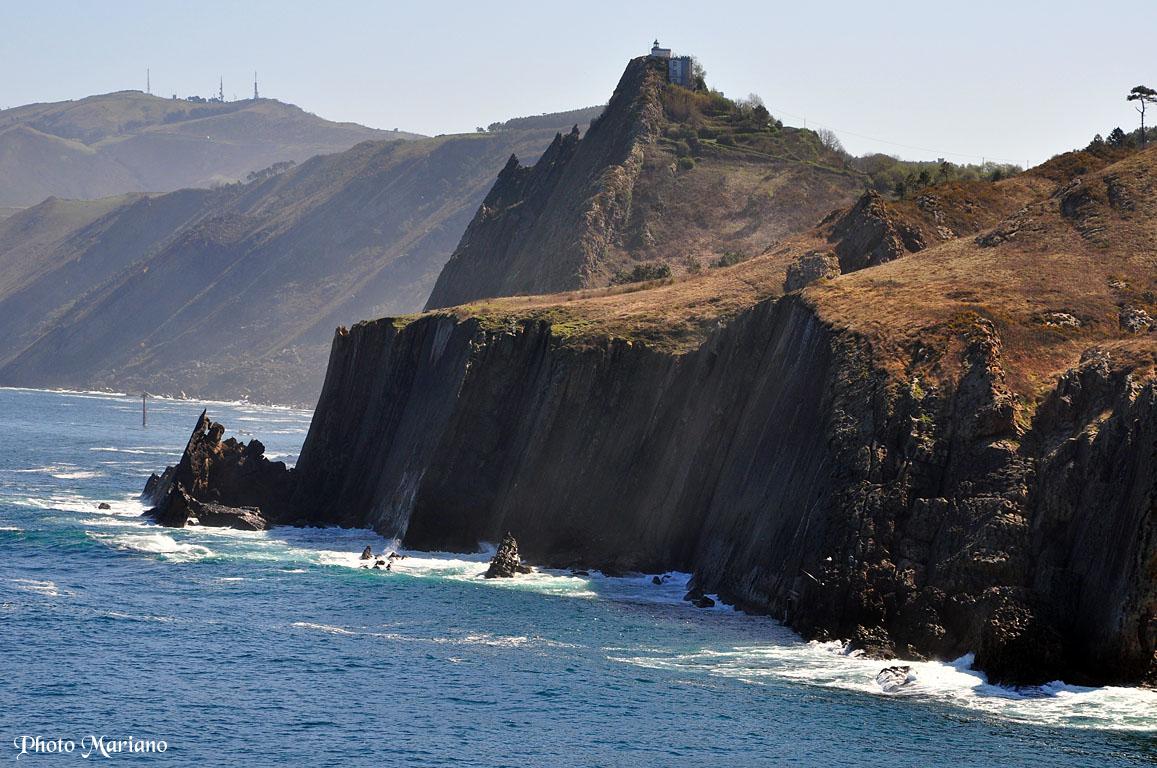 Randonnée Sentier du Littoral Basque Espagnol