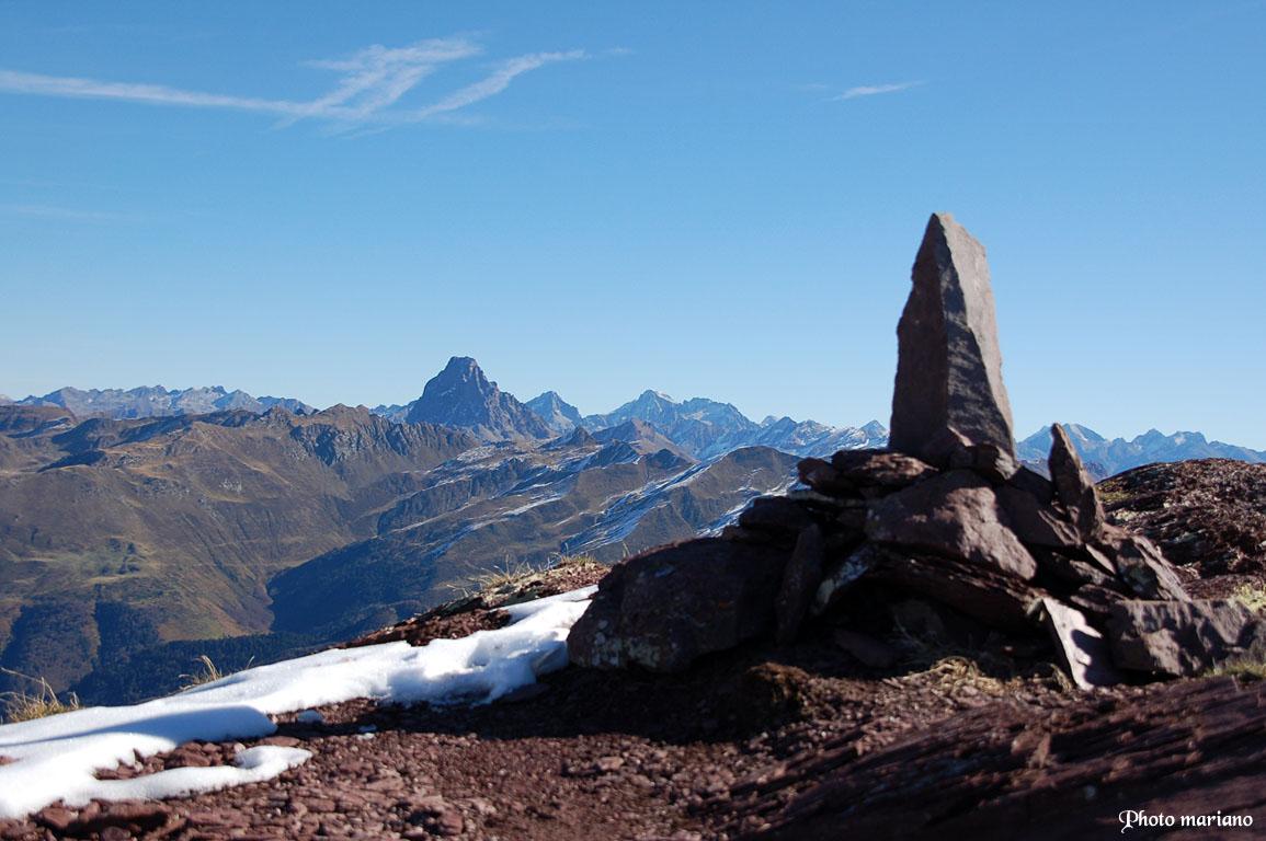Randonnée Pic Gabedaille 2258m