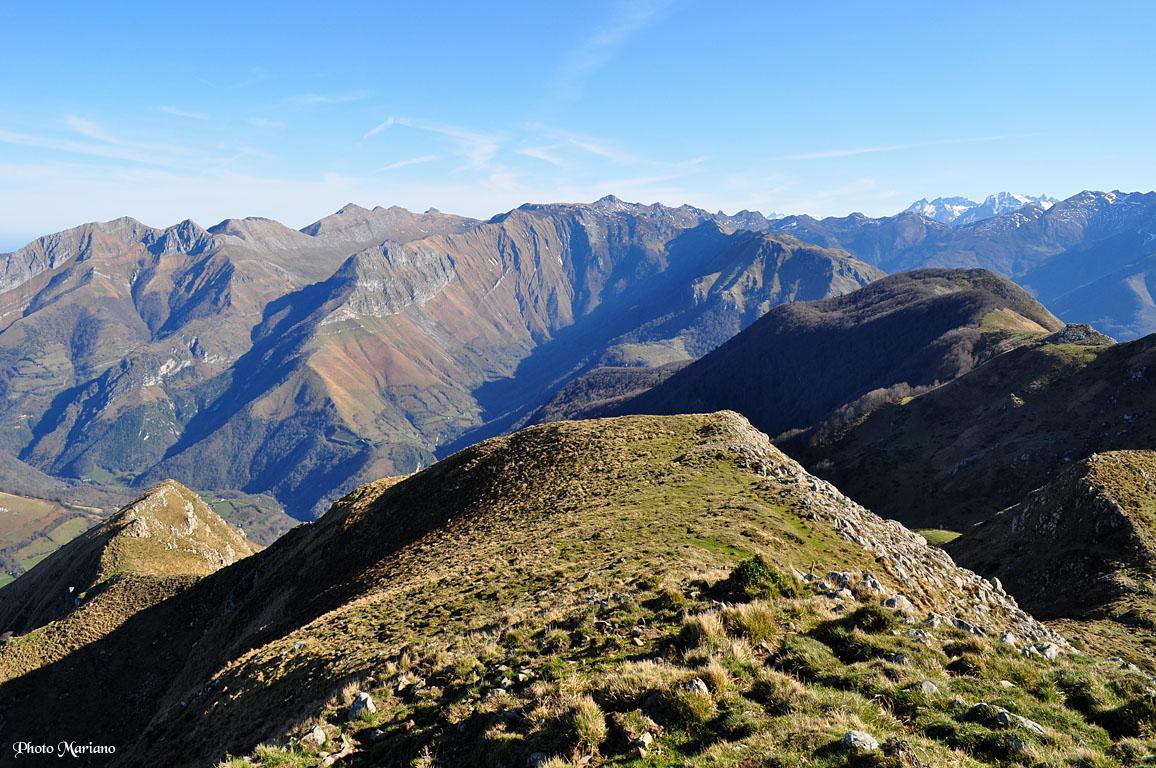 Randonnée Pic le Layens 1625m