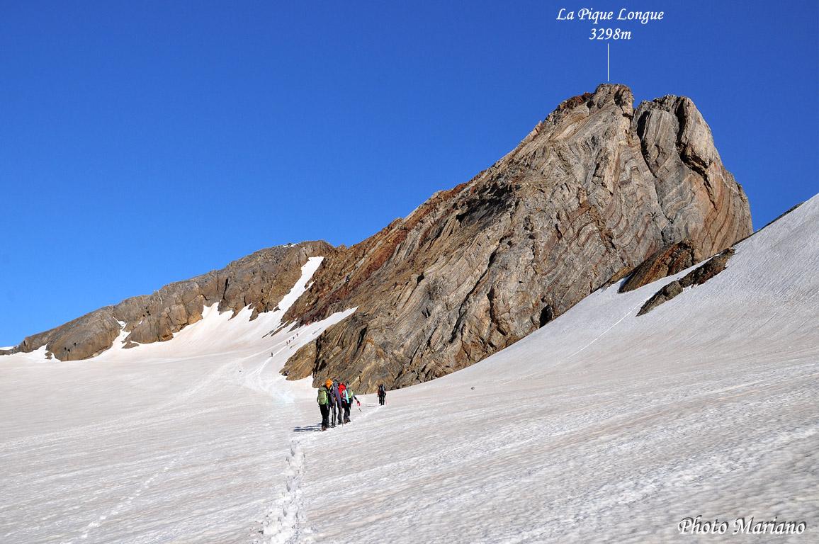 Randonnée Vignemale (Pique Longue) 3298m
