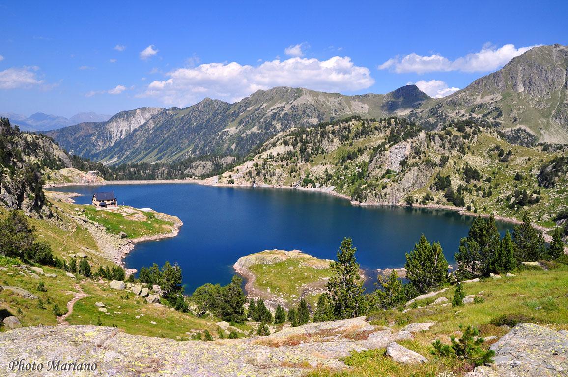 Traversée des Pyrénées 21em Etape (Lac de Rius – Lac de Colomers)