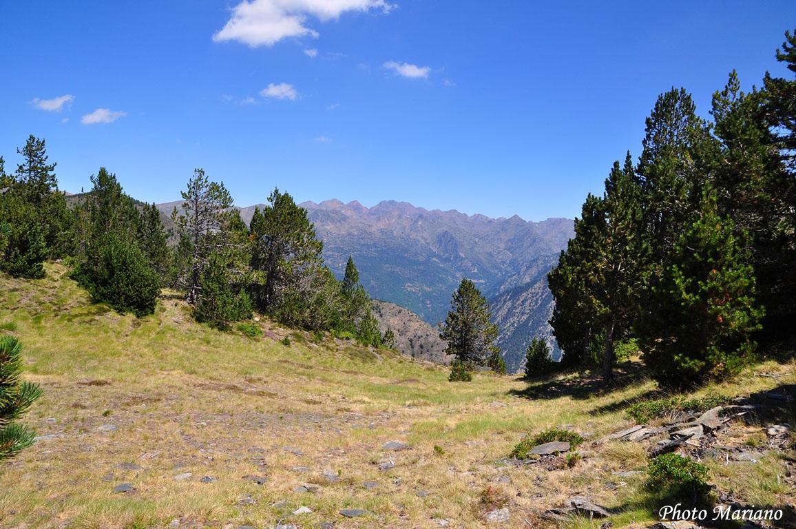 Traversée des Pyrénées 24em Etape (Camping Ribera – Camping pica d'Estats Areu)
