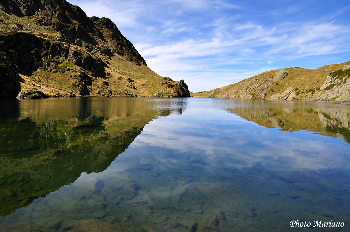 Randonnée Lac de Bassia 2070m