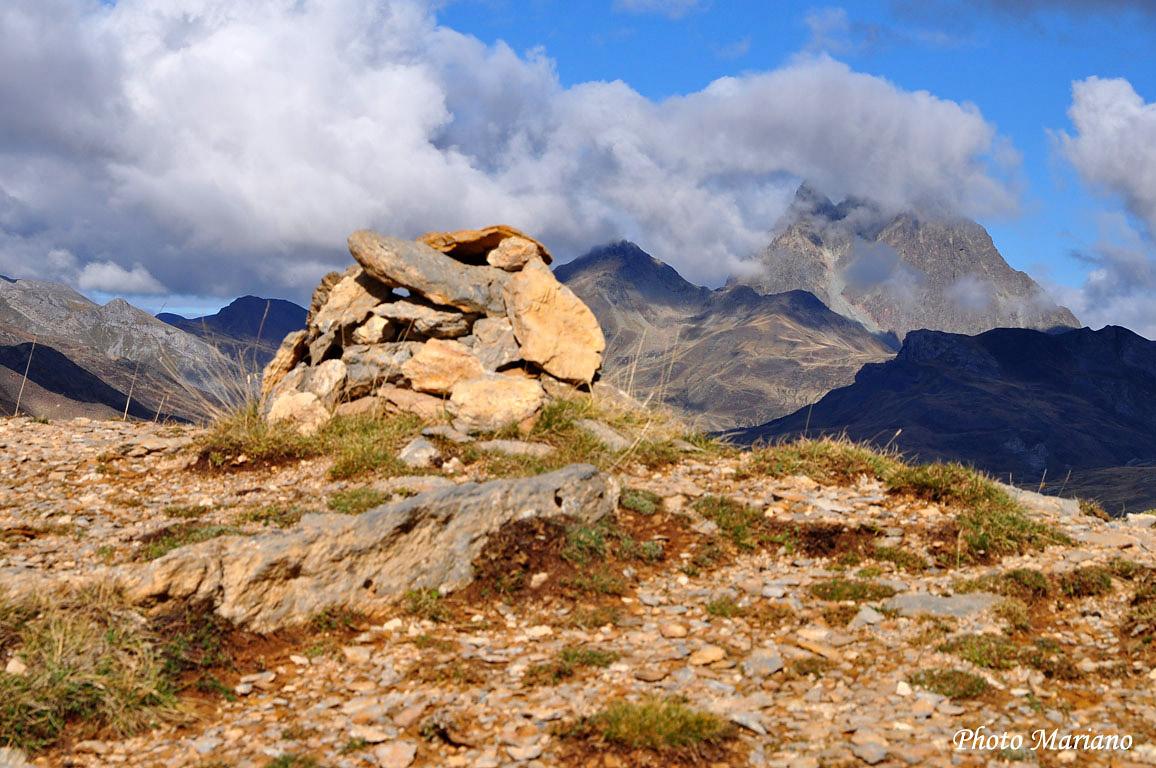 Randonnée Punta de la Tosquera 1946m