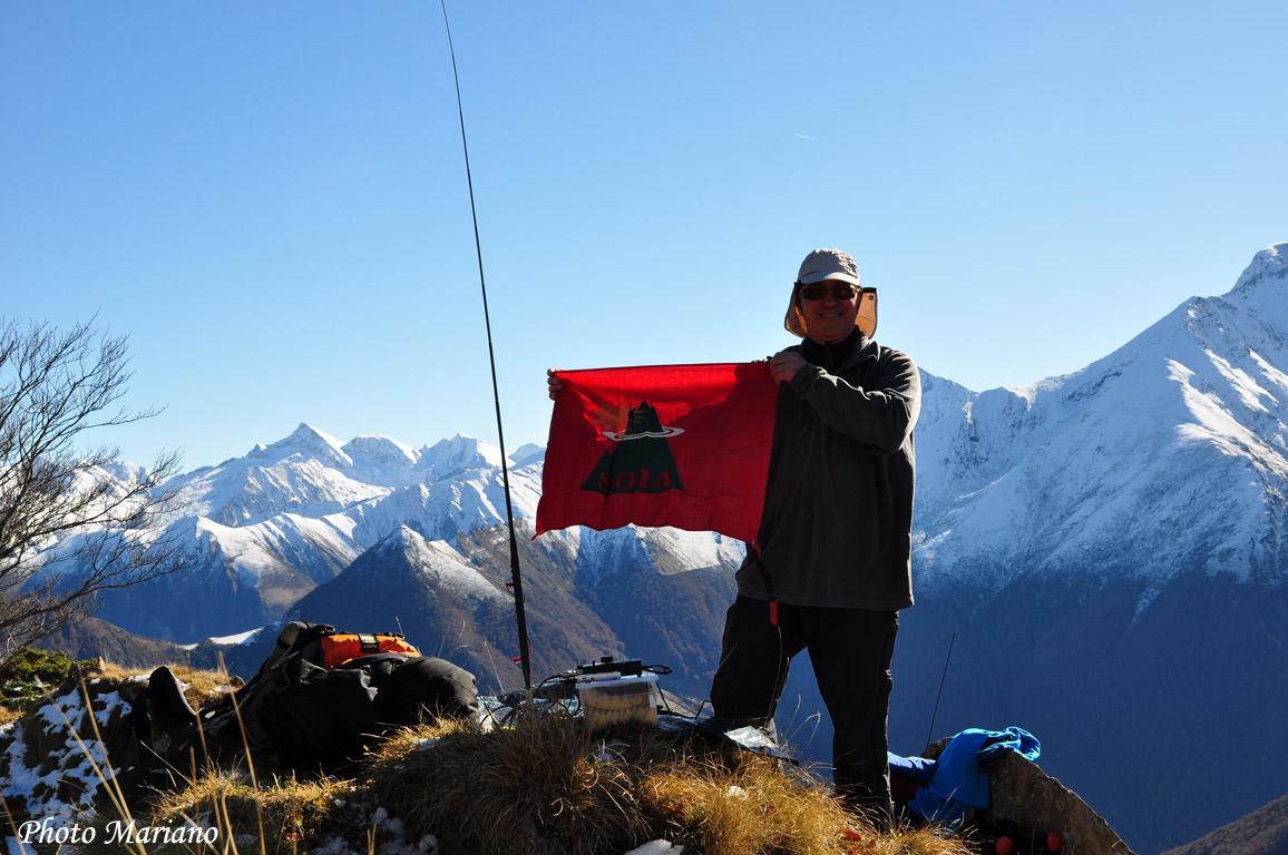 Les vidéos d'André à travers les Pyrénées (f5ukl) SOTA