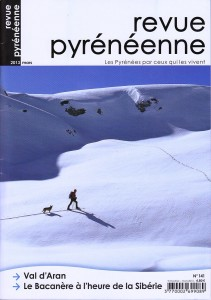 Dernier Num&eacute;ro de la revue Pyr&eacute;n&eacute;enne