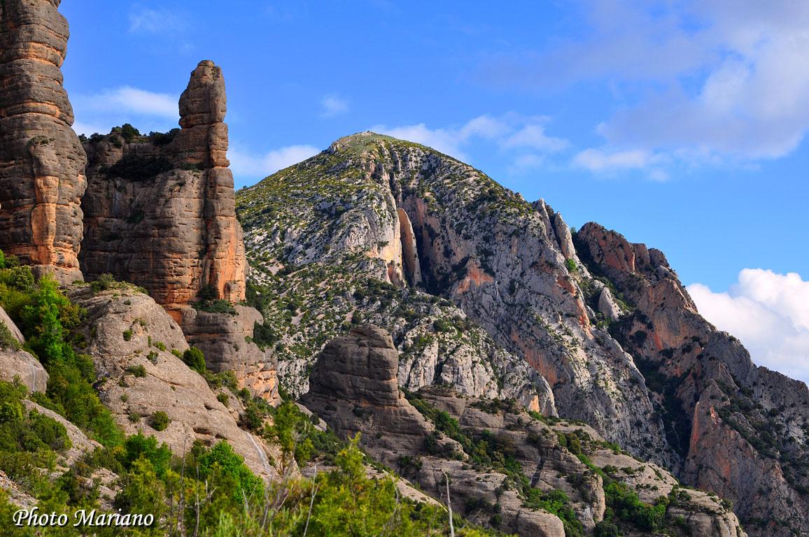 Randonnée Pico Borón (1327m)