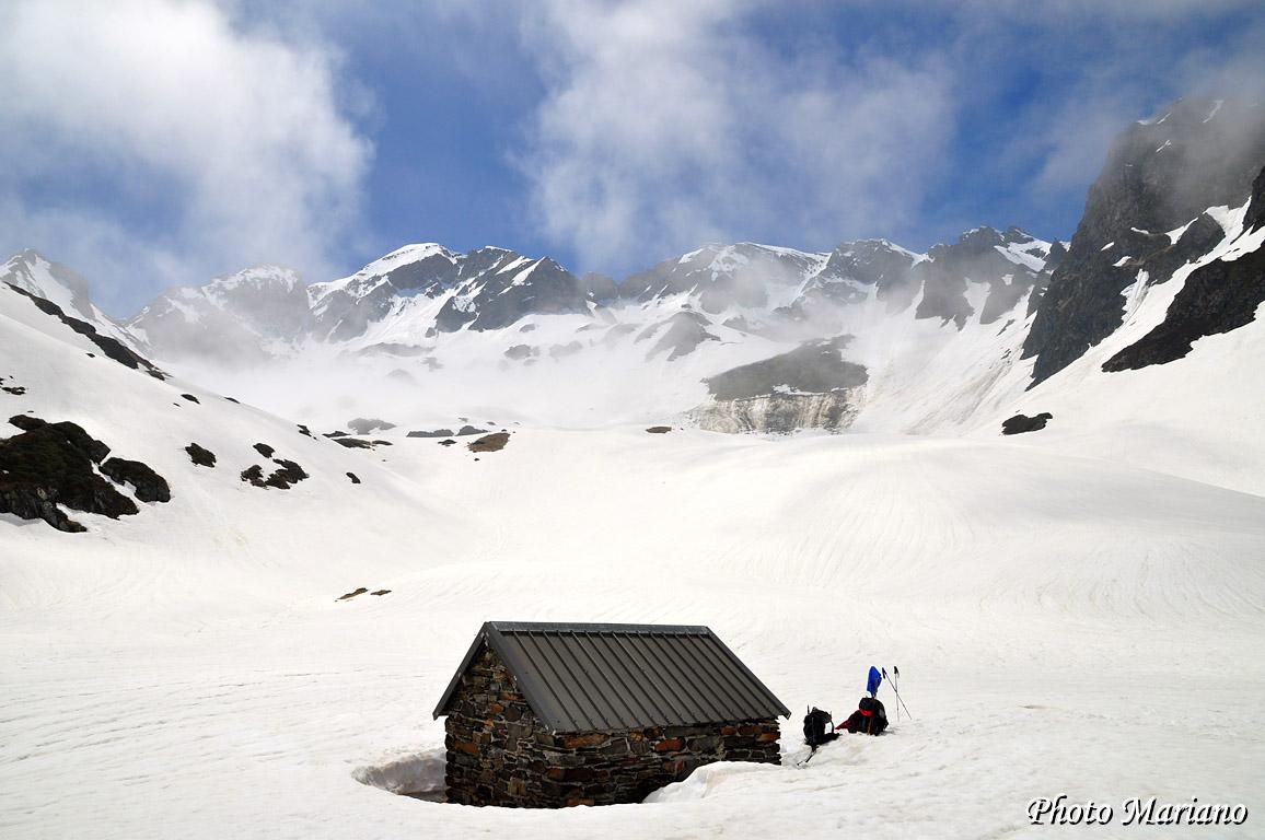 Randonnée Cabane petite Estibère (1800m)