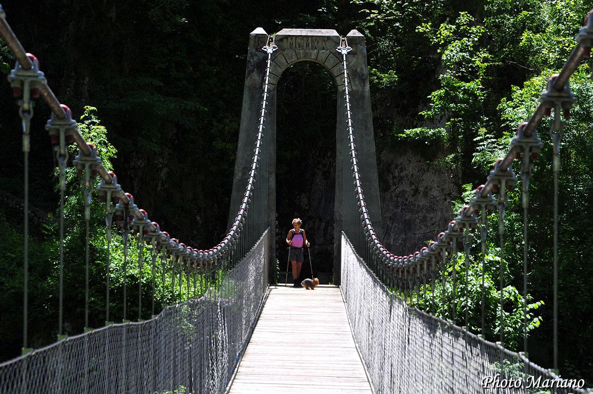 Randonnée Circuit des Canyons d'Holzarté et d'Olhadubi (1000m)