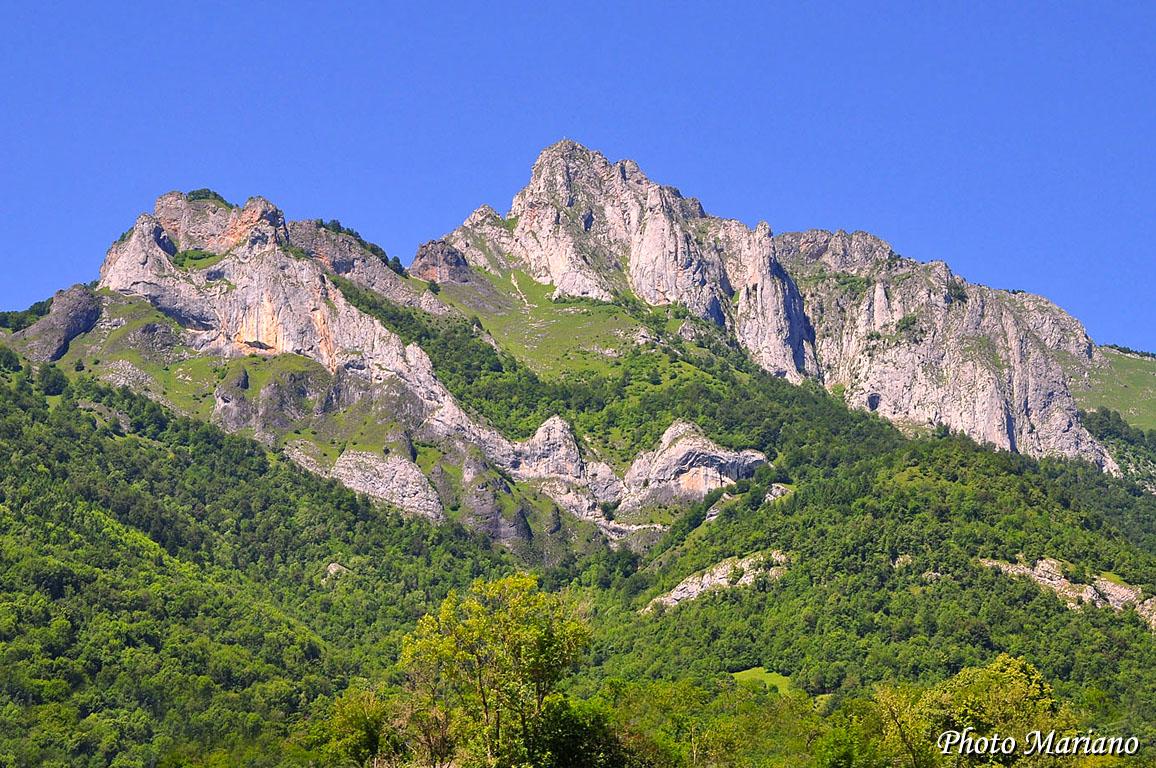 Randonnée Pic du Gar 1785m et Saillant 1756m