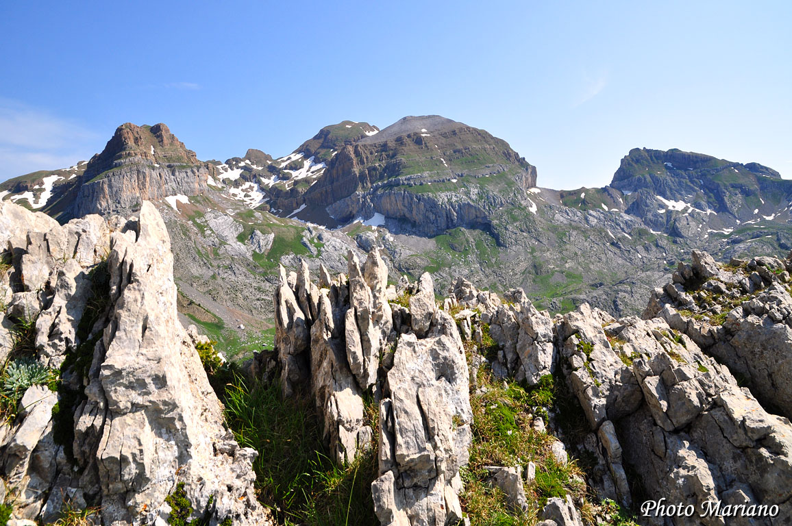 Randonnée Punta Burrambalo (2146m) et Punta Petruso (2200m)